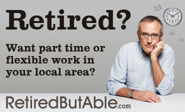 RetiredButAble.com sponsored link