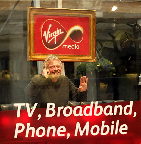 Virgin Media Customer Service Phone Number 0844 800 3118