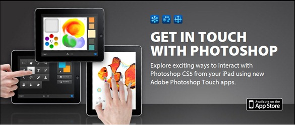 Adobe Photoshop Touch - Portable photo touch-ups for Android
