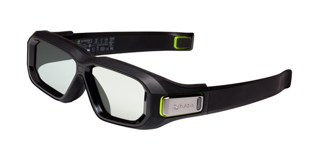 3d Nvidia Vision Myopiageneral Glasses: Nvidia Announces Next-gen 3D Tech For PCs