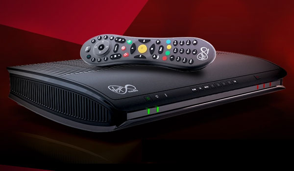 Virgin Tivo Box