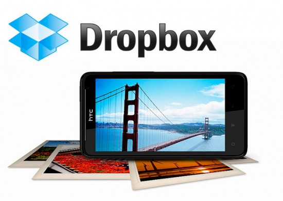 HTC and Dropbox