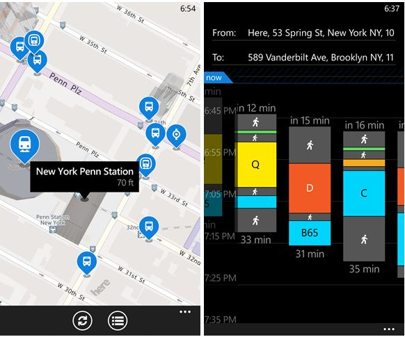 Nokia HERE Maps and Drive Beta apps now available on HTC 8X