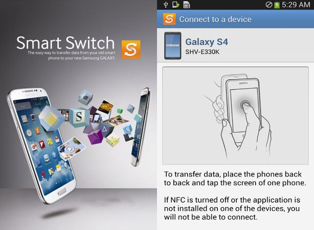How to copy all of your stuff from Galaxy S3 to Galaxy S4