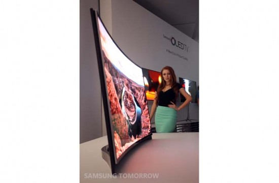 Samsung Curved OLED 2