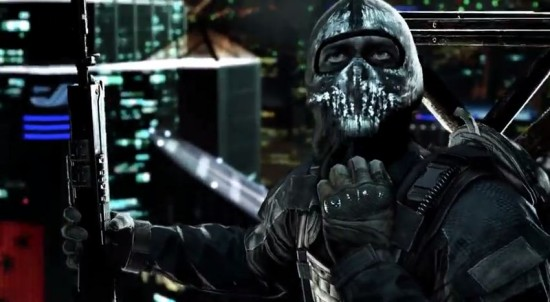 Call Of Duty Ghosts Single Player Campaign Trailer Released