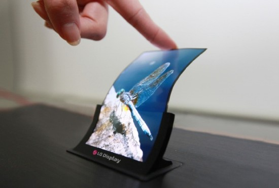 LG Bendy Display