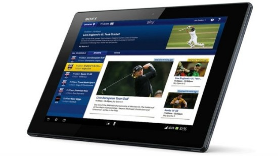 Sky Go Android Tablet