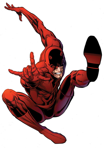 the MCU isn;t just about movies, Daredevil is about to get his own new series aired on streaming site Netflix.