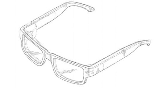 What the next edition of the glasses could look like.