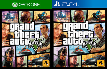 Console versions of GTA V will hit stores on the 18th of October.