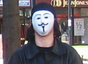 "We think that notorious hacker ""Paper Plate Face Goatee Man"" is almost certainly involved... in fact, we expected him."