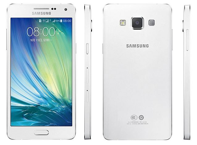 Samsung Launches Galaxy A3 A5 E5 And E7 In India