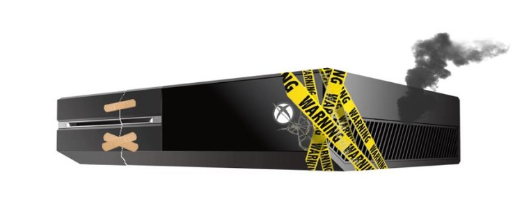 xbox busted