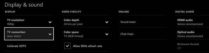 Getting No Sound From Your Xbox One? No Problem!