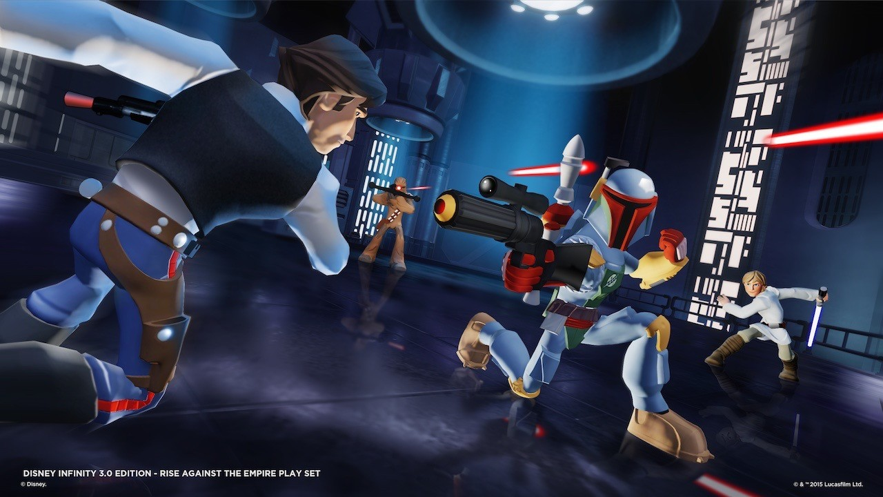 Boba Fett Figure Will Be Exclusive To Ps3 Amp Ps4 In Disney