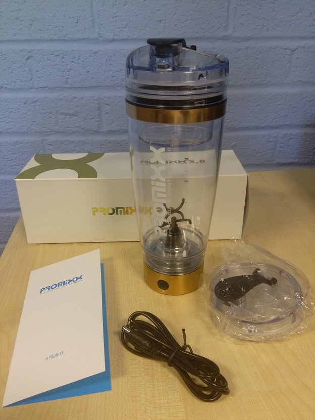Gadget Helpline Review – PROMiXX 2 0 Rechargeable Protein Mixer