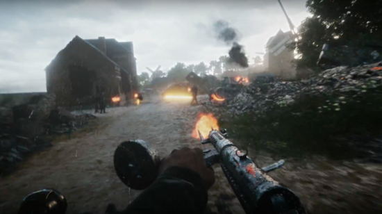 Multiplayer combat shown during the E3 conference