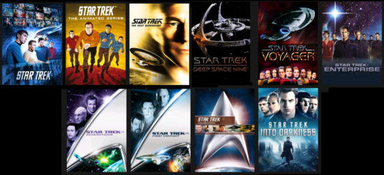 StarTrekNetflix-550x251 Star Trek 2017 Will Stream on Netflix in 188 Countries Outside of the USA