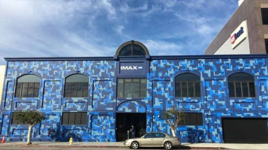 imaxvrbuilding-550x309 First IMAX VR Theater Opens In Los Angeles